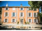 PEZ114OL - Spectacular, luxury chateau set in the Hérault Valley. Sleeps 20, 10 bedrooms