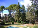 Luxury 18th century renovated manor house with private infinity pool in Pezenas. 6-7 bedrooms, sleeps 12-14. (PEZ132)