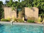 House with Lovely Garden and Pool near Pézenas. 3 bedrooms, sleeps 6-8 (PEZ134J)