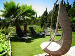 Villa in Plascassier, near Valbonne. with private pool & sleeps 12. (PLAS101)