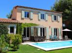 PONT106 - Villa with private pool on a Golf and Country Club in Provence