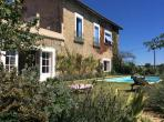PUIL107 - Beautifully appointed holiday home, with a private swimming pool, garden and large Moroccan-inspired terrace. Sleeps 6.