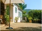 A lovely villa with large pool, sea views, secluded gardens and only a 4-minute walk to a beautiful sandy beach and restaurants. Sleeps 8. (RAM121OL)