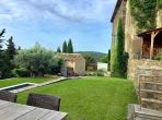 Central Ramatuelle House with Heated Pool. (RAM130HR)