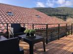 Elegantly Renovated Old Wine Cave with Terrace. 2 bedrooms, sleeps 4 (ROQU105)