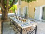 Property in Haute Provence. Four bedrooms, sleeps 8 (SAL104OL)