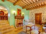 Chateau in Southern France with pool and sleeps 16. (SALA101ol)
