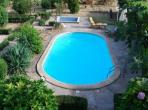 SGSM101J - Villa Gervais - private pool and garden, 4 bedrooms