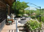 House with private swimming pool and 3 bedrooms. Sleeps 6. (SOU101)