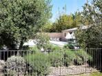 Attractive Villa in the Village of Maussane-les-Alpilles, with gorgeous private, fenced, heated pool. 5 bedrooms, sleeps 10. (SRDP135YF)
