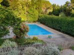Pretty one bedroom gite with a shared swimming pool and large garden located in St Marcel sur Aude, sleeps 3. (STMA102)