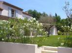 STPZ137D - Beautiful Provencal villa with private pool in the center of Saint Tropez
