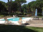 STPZ139D - Provencal 5 bedroom holiday villa with large grounds an private pool near St. Tropez and Canoubiers