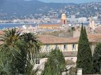 Huge Luxury Villa In Central St Tropez. 11 bedrooms, sleeps up to 22 (STPZ148D)