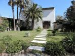 Large, luxury villa with separate guest or staff accommodation. 8 bedrooms, sleeps 16 (STPZ157HR)