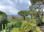 Luxurious 6 bedroom villa with stunning sea views, a private swimming pool and air conditioning. Sleeps 12. (STPZ184HR)