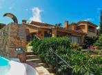 Theoule sur Mer luxury vacation villa sleeps 10 (THSM105Q)