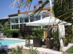 Villa with private pool and 5 bedrooms, near Carcassonne (TREB101)