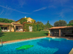 French Riviera luxury  villa with large heated pool  Tourrettes Sur Loup Cote D Azur Sleeps 10 (TSL102Q)