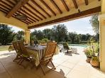 Villa with Private Pool and large garden in Valbonne. (VALB103)