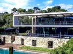 Luxury Villa near Valbonne and Mougins. Large Pool and Hammam. 6 bedrooms to sleep 12 (VALB122)