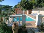 VFSM102 - Villa Sunsong - luxurious villa with heated pool, sleeps 10