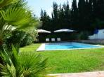 Luxury Villa with pool near Villefranche sur Mer. Sleeps 10, 6 bedrooms (VFSM106)