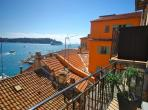 Apartment with sea views on the Cote d Azur, sleeps 6 (VILL101)