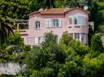 VILL111Q - Stunning restored and refurbished villa offering stunning views only 4 minutes to the Port of Villefranche sur Mer. Sleeps 9.