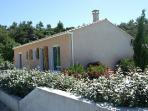 Villa Dominique Agel Herault Languedoc rental holiday visit property decorate nature