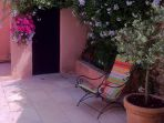 Village House. Cruzy. Languedoc. Property. Holiday.  Outside.