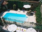 Villa. Hérépian. Languedoc. Property. Holiday Home. Swimming pool.
