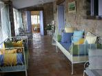 ROU102 - Lovely stone-built holiday villa near Pézenas. 3 bedrooms and pool