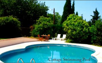 Canigou swimming pool