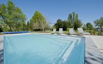Large and beautiful Belle Epoque Manor house with 7 bedrooms, private fenced pool and large grounds located in Canet dAude. Sleeps 17. (CANAU102)