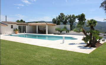 COG110 - Stunning luxury villa with panoramic views of the sea and countryside, with 7 bedrooms and a private swimming pool.