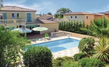 4 bedroom holiday home to sleep 7 near draguignan cote dazur (DRAFCV691)