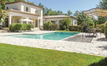 4 bedroom holiday home to sleep 8 near fayence cote dazur (FAYFCV872)