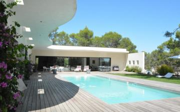 MONT115 - Extraordinary Ibiza-Inspired Luxury Villa. Sleeps 8, 4 bedrooms.
