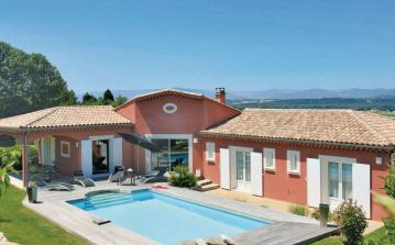 3 bedroom holiday home to sleep 6 near montelimar provence (MONTEPD051)