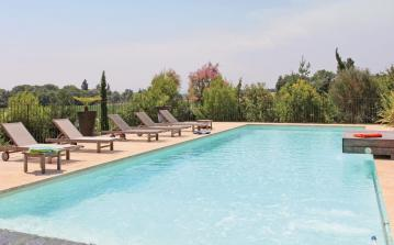 2 bedroom holiday home to sleep 4 near montelimar provence (MONTEPD174)