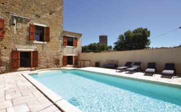 3 bedroom holiday home to sleep 6 near montelimar provence (MONTEPV498)