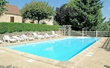 1 bedroom holiday home to sleep 4 near montignac dordogne and lot (MTGCF24464)