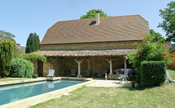2 bedroom holiday home to sleep 4 near montignac dordogne and lot (MTGCF24512)