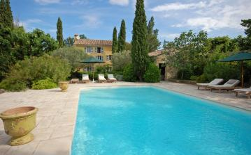 18th Century Provencal Mas, Lovingly Restored. 4 bedrooms, sleeps 8 (PLF104Q)