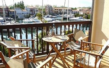 Apartment in Port Grimaud - sleeps 4 (PTGR107)