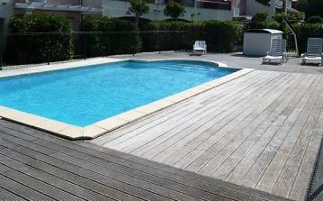 Charming house, 2 bedrooms that sleep 4, shared swimming pool (PTGR139HR)