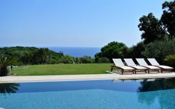 Beautiful 5 bedroom villa, private pool, sleeps 10 (RAM125HR)
