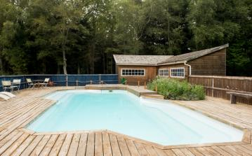 Cottage to sleep 6 with shared swimming pool (SAI103)