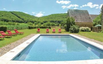 4 bedroom holiday home to sleep 8 near sarlat dordogne and lot (SARLF24501)